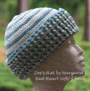 Zoe's Spiral hat1