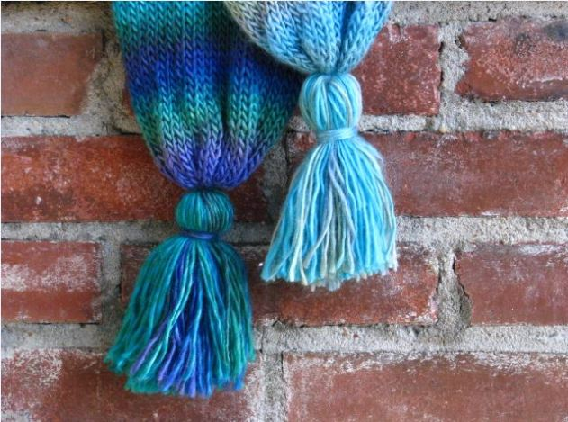 Easy-To-Make Tassels!