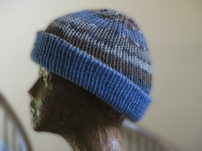 Crocheting On A Loom : Reversible Hat: Crochet, Knit, Loom Knit or Addi Express!